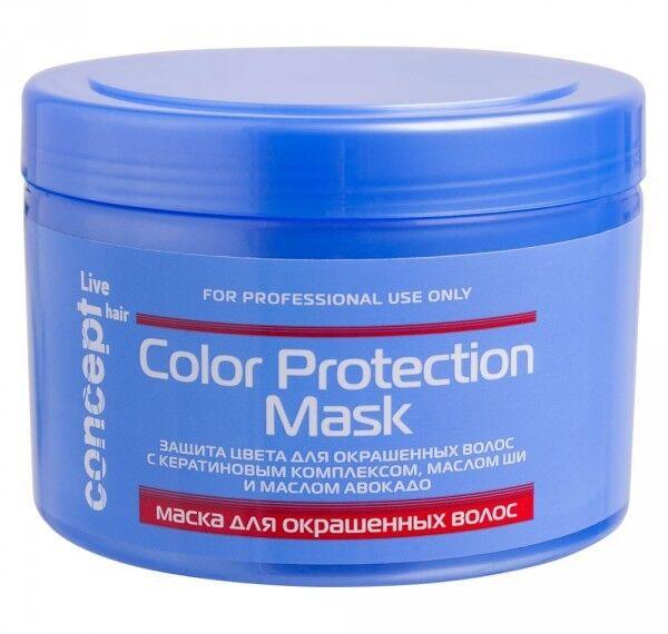 Уход за волосами Concept Маска для окрашенных волос «Live Hair» - фото 1