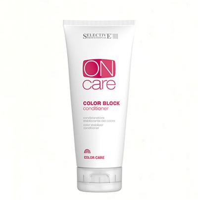 Уход за волосами Selective Кондиционер для стабилизации цвета Color Block On Care, 200 мл - фото 1