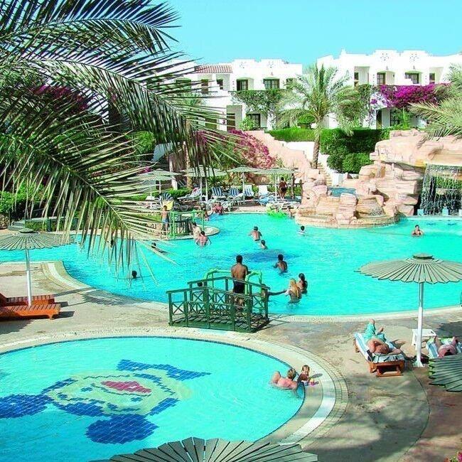 Туристическое агентство Санни Дэйс Пляжный авиатур в Египет, Шарм-Эль-Шейх, Verginia Sharm Resort 4* - фото 1