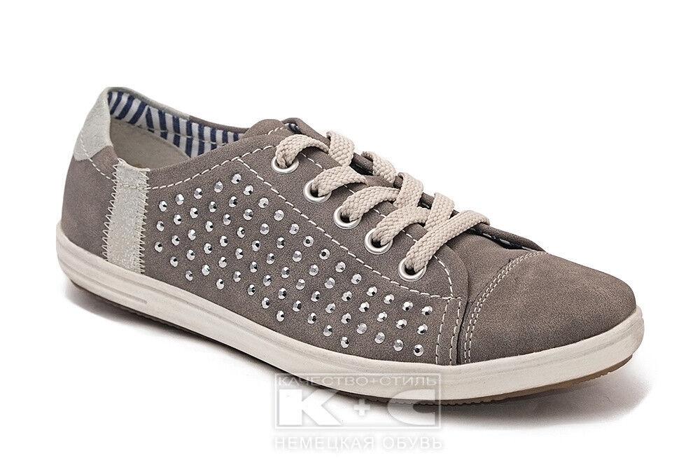Обувь женская Rieker Кеды женские K3007-42 - фото 1