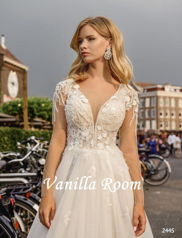 Свадебный салон Vanilla room Свадебное платье Доротея - фото 2
