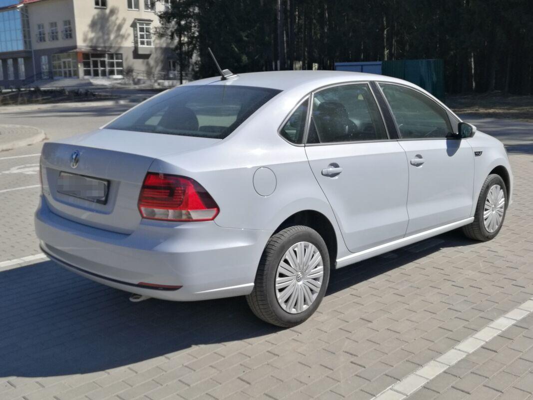 Прокат авто Volkswagen Polo АТ - фото 3