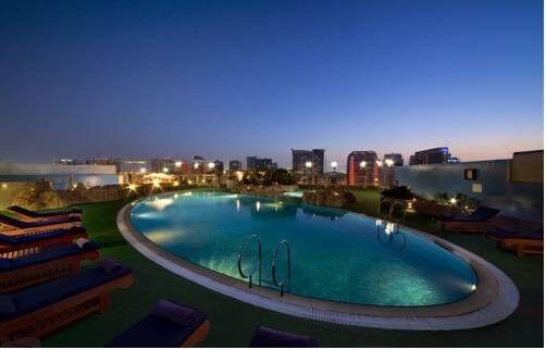 Туристическое агентство Jimmi Travel Отдых в ОАЭ, Delmon Palace Hotel 4* - фото 3