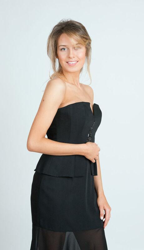 Вечернее платье BCBG Max Azria Вечернее платье 318 - фото 3