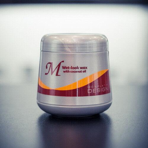 Уход за волосами Mon Platin Воск на основе кокосового масла — для придания влажного вида волосам, 150 мл - фото 1