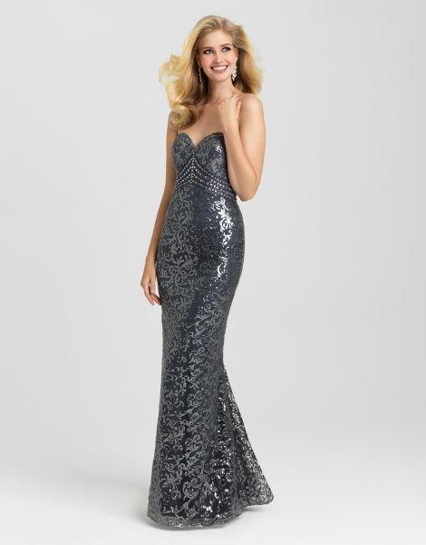 Вечернее платье Madison James Вечернее платье 16-318 - фото 1