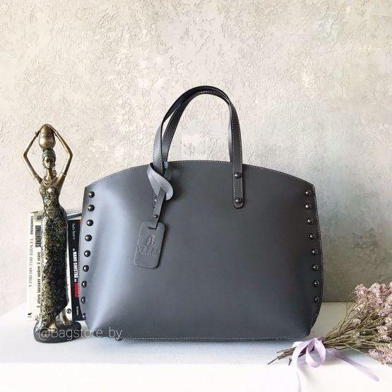 Магазин сумок Vezze Кожаная женская сумка C00399 - фото 1