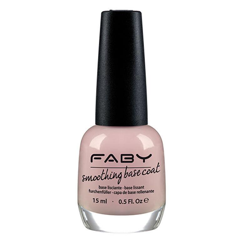 Декоративная косметика Faby Базовое покрытие для неровных ногтей - фото 1