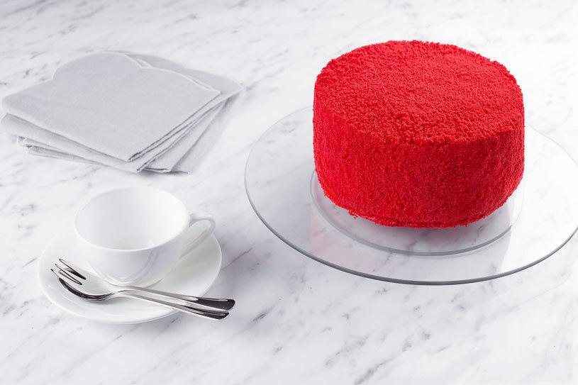 Торт Salad Drive торт «Красный вельвет» - фото 1