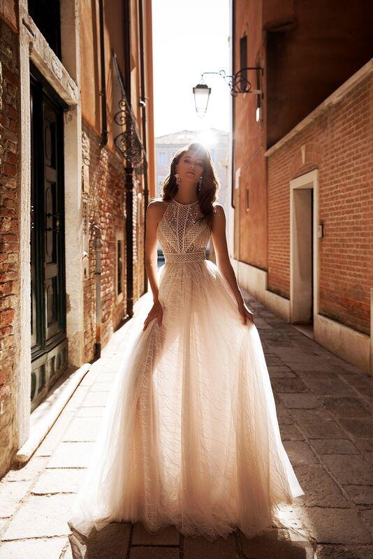 "Свадебный салон ALIZA свадебное платье ""Capricye"" - фото 4"