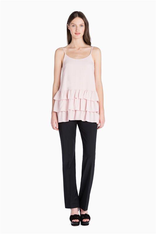 Кофта, блузка, футболка женская TWIN-SET Блуза S7P PS72WY - фото 1