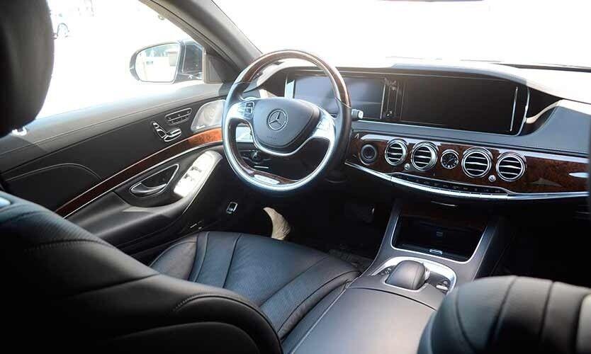 Аренда авто Mercedes-Benz S-класс W222 S500 - фото 7