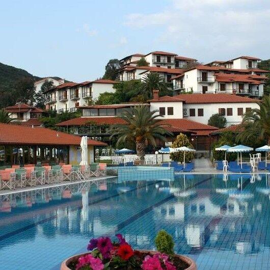 Туристическое агентство Клеопатра-тур Пляжный авиатур в Грецию, Халкидики, Aristoteles Holiday Resort 4* - фото 1