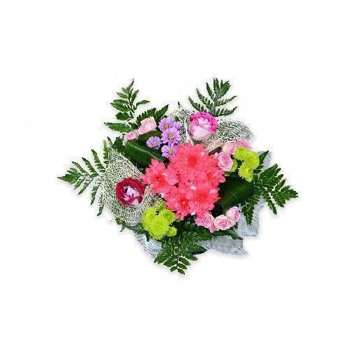 Магазин цветов Планета цветов Сборный букет №4 - фото 1