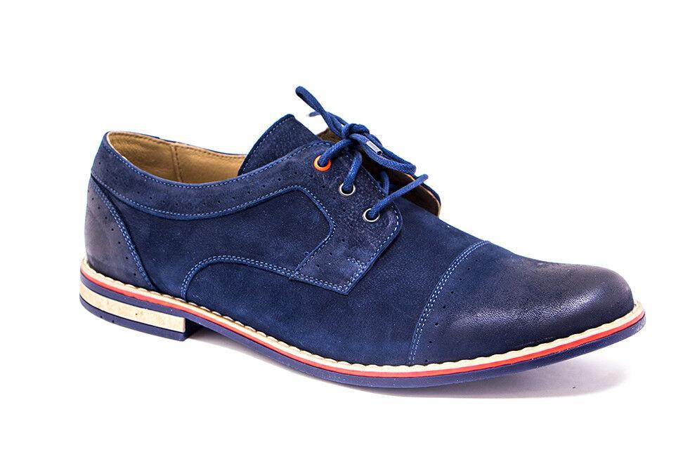 Обувь мужская Krisbut Туфли мужские 4607-1-1 - фото 1
