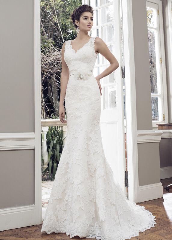 Свадебное платье напрокат Mia Solano Платье свадебное «Amor» - фото 1