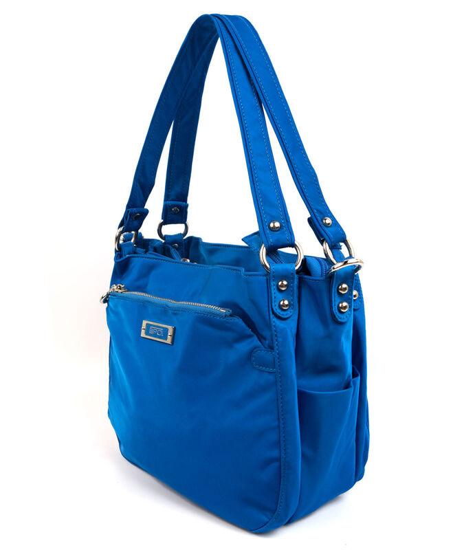 Магазин сумок Epol Сумка женская голубая 9162 - фото 2