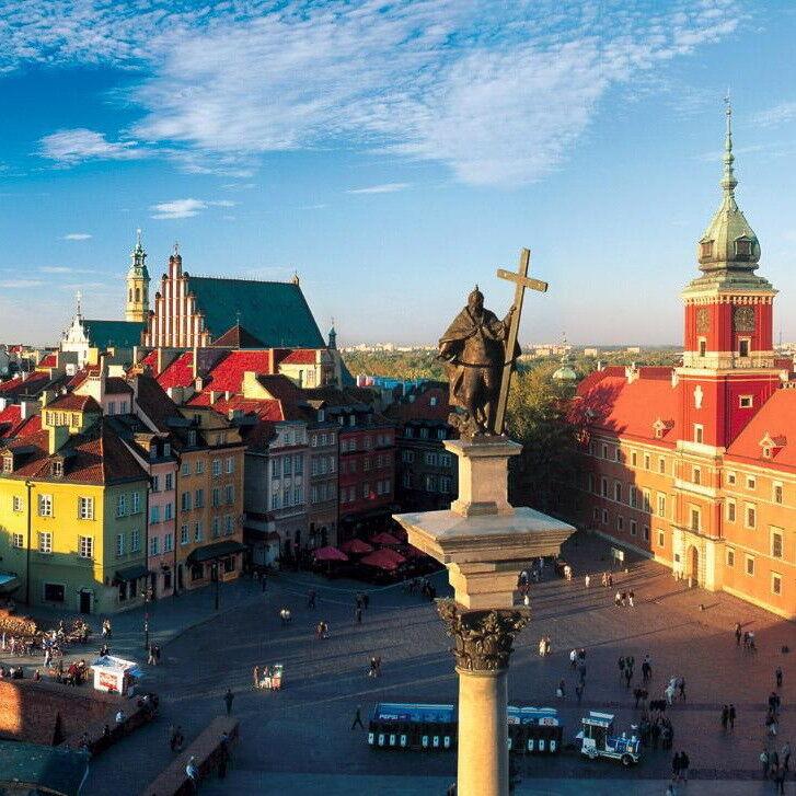 Туристическое агентство Респектор трэвел Автобусный тур в Варшаву без ночных переездов - фото 1