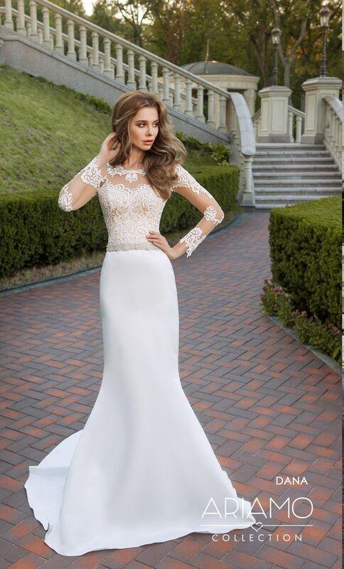Свадебный салон Ariamo Bridal Свадебное платье Dana - фото 1