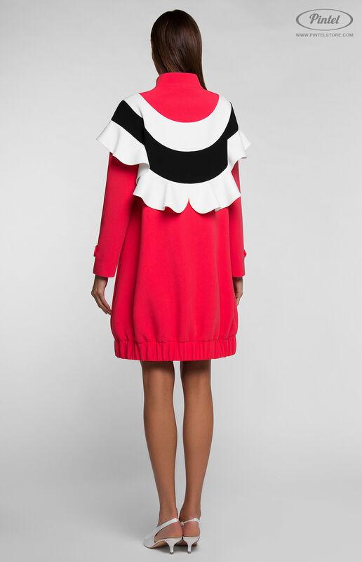 Платье женское Pintel™ Платье-свитшот в романтическом стиле FELISHA - фото 2