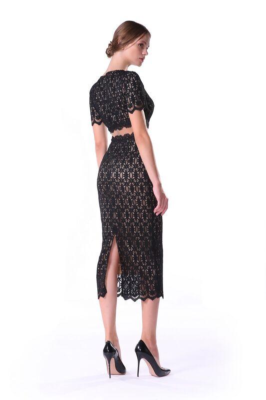 Платье женское Isabel Garcia Коктейльное платье BK1313 - фото 2