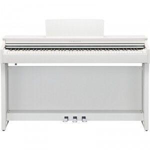 Музыкальный инструмент Yamaha Цифровое пианино Clavinova CLP-625WH - фото 6