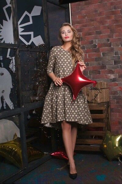 Платье женское Liza Muromskaya Платье женское 08 - фото 1