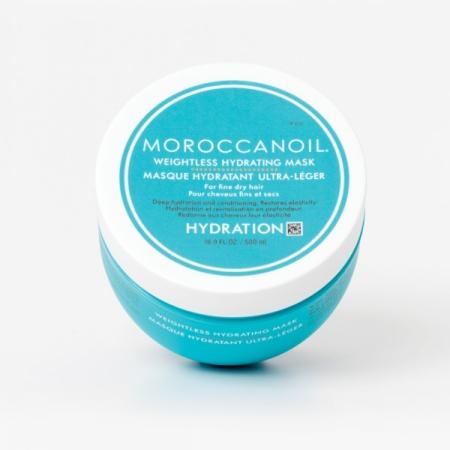 Уход за волосами Moroccanoil Легкая увлажняющая маска, 500 мл - фото 1