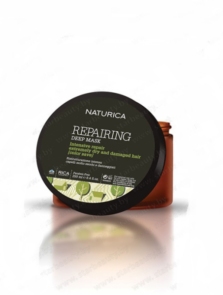 Уход за волосами Naturica Маска «Глубокое Восстановление», 250 мл - фото 1
