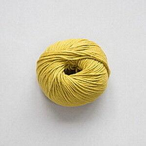 Товар для рукоделия Debbie Bliss Пряжа Cotton DK 75 English Mustard - фото 1