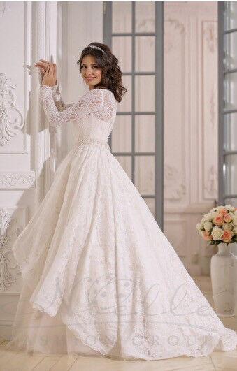 Свадебное платье напрокат Lavender Свадебное платье Millennium - фото 2