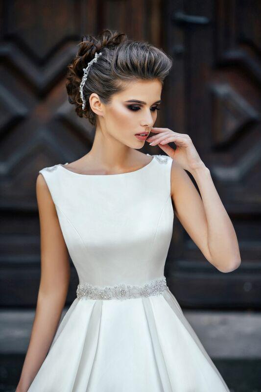 Свадебное платье напрокат Nicole Платье свадебное Selena - фото 2