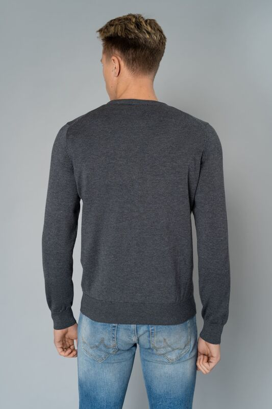 Кофта, рубашка, футболка мужская Etelier Джемпер мужской tony montana T1001 - фото 3