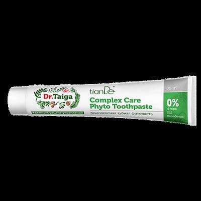 Уход за лицом tianDe Комплексная зубная фитопаста - фото 1