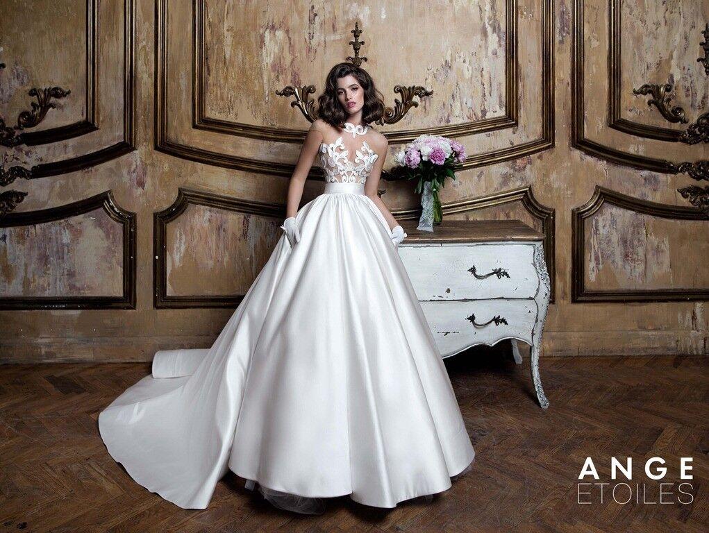 Свадебное платье напрокат Ange Etoiles Платье свадебное Charm 2017 Orabel - фото 1