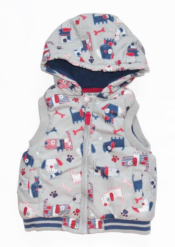 Верхняя одежда детская TU Жилет детский К3181 - фото 1