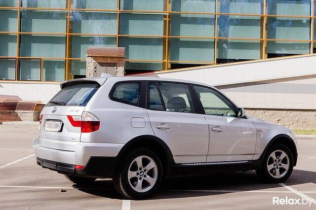 Прокат авто BMW X3 2009 г.в. - фото 2