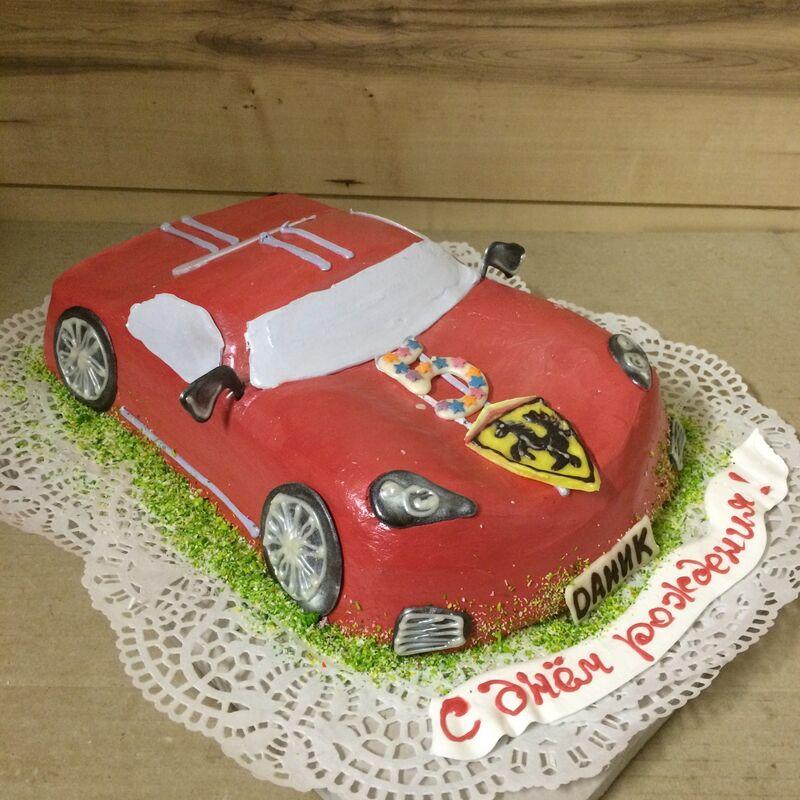 Торт МЕГАТОРТ Торт «С Днём Рождения!» - фото 1
