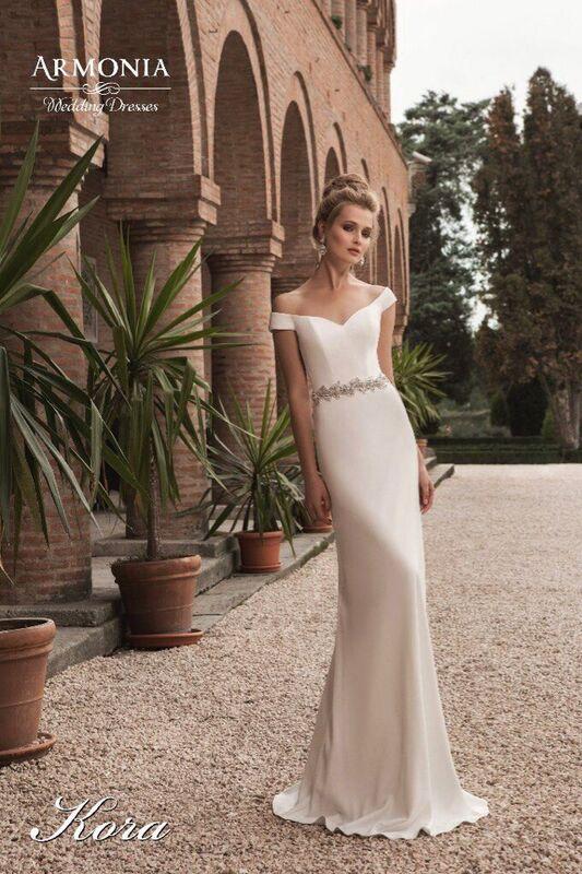 Свадебный салон Armonia Платье свадебное Kora - фото 3