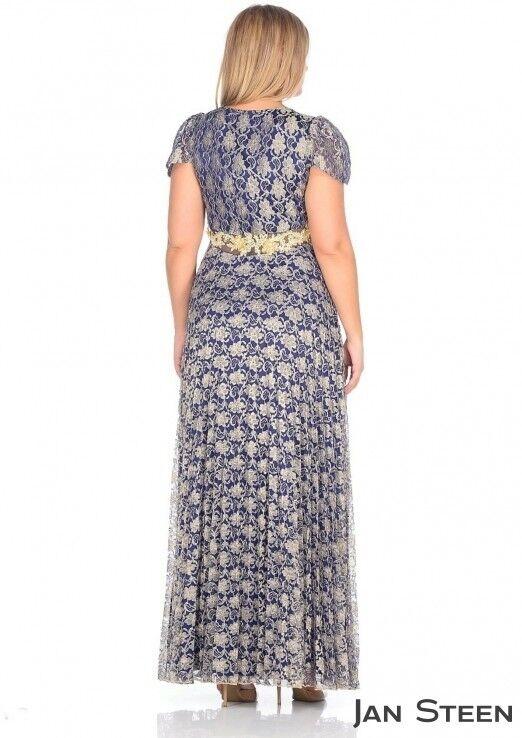 Вечернее платье Jan Steen Вечернее платье c4001 - фото 3