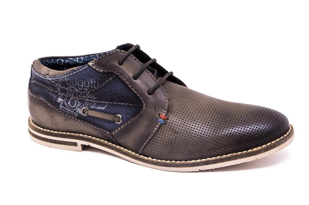 Обувь мужская Bugatti Полуботинки мужские 311-11114-3069-1441 - фото 1
