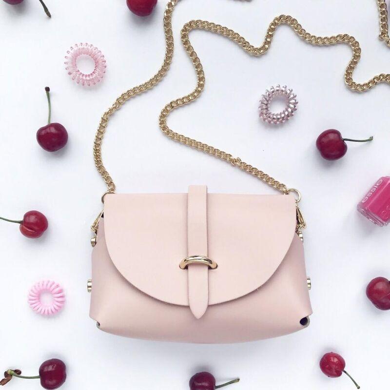 Магазин сумок Vezze Кожаная женская сумка С00175 - фото 1