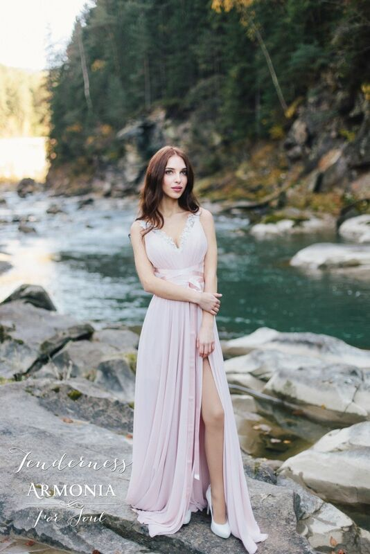 Свадебное платье напрокат Lanesta Свадебное платье Tenderness - фото 2