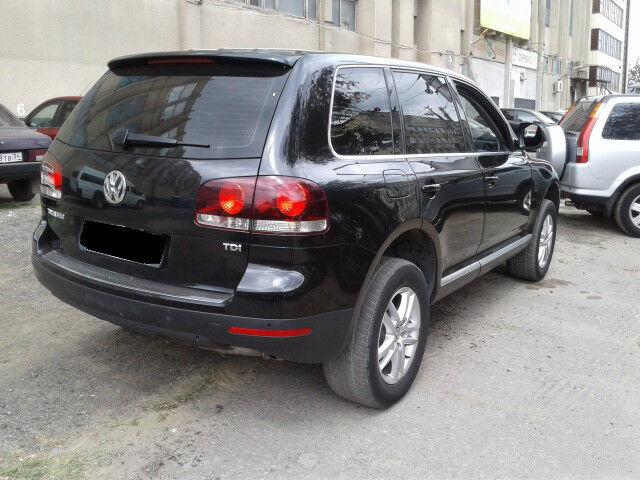 Прокат авто Volkswagen Touareg - фото 2