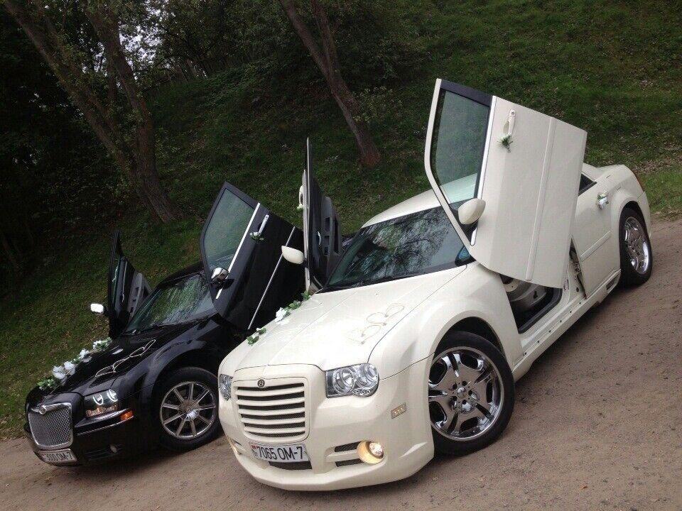 Прокат авто Chrysler 300c аренда - фото 2