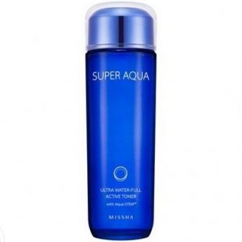 Уход за лицом Missha Super Aqua Ultra Waterfull Тоник для лица увлажняющий - фото 1