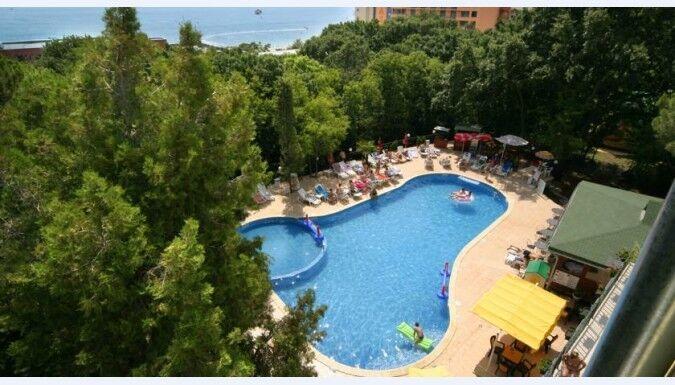 Туристическое агентство EcoTravel Пляжный авиатур в Болгарию, Золотые пески, Tintyava Park Hotel 3* - фото 3