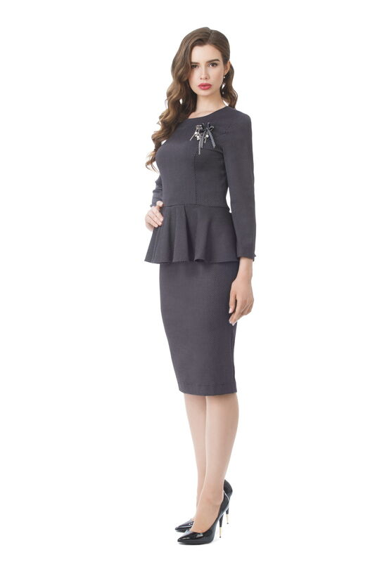 Кофта, блузка, футболка женская Elema Блузка женская Т-7420 - фото 1