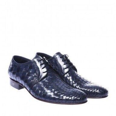 Обувь мужская Baldinini Полуботинки мужские 597361VINT10 - фото 1