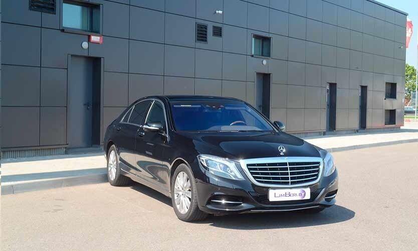 Прокат авто Mercedes-Benz S-класс W222 S500 - фото 2